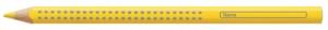 FABER-CASTELL Dreikant-Buntstift Jumbo GRIP, schwarz