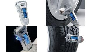 HEYCO Digitaler Reifenprüfer mit 3 Funktionen