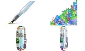 PentelArts Aquash Pinselstift, Inhalt: 7 ml, 3er Set