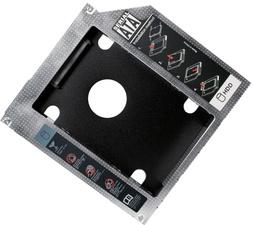 """LogiLink 2,5"""" SATA Festplatten Caddy, (H)9,5 mm, schwarz"""