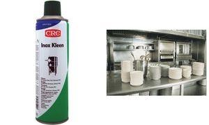 CRC INOX KLEEN Edelstahlreiniger, 500 ml Spraydose