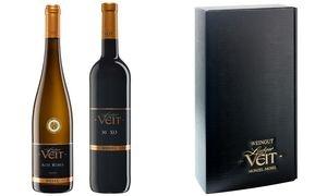 Veit 2er Weinpräsent - Alte Reben Riesling & Rotwein 30 XO