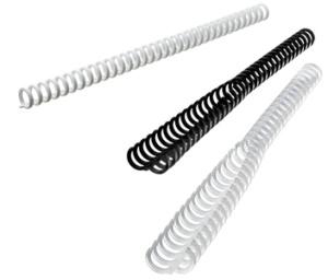 GBC Plastikbinderücken ClickBind, DIN A4, 16 mm, weiß