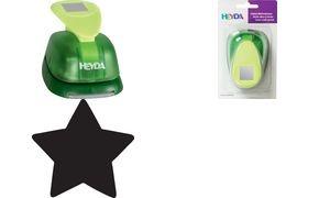 """HEYDA Motivstanzer XL """"Inch-Quadrat"""", Farbe: grün"""