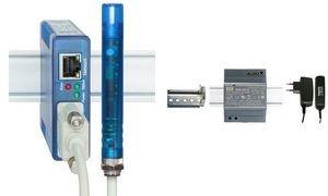 W&T Steckernetzteil 100 - 240 V, 50-60 Hz, 24V/0,5 A DC (D)