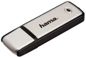 "hama USB 2.0 Speicherstick Flash Drive ""Fancy"", 64 GB"