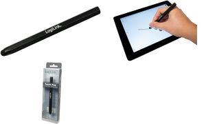 LogiLink Eingabestift für iPad/iPhone/iPod, silber