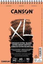 "CANSON Skizzen- und Studienblock ""XL EXTRA WHITE"", DIN A3"