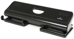 pavo Vierfachlocher, Stanzleistung: 22 Blatt, schwarz