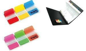 Post-it Haftmarker Index Strong, 25,4 x 38 mm, 3-farbig