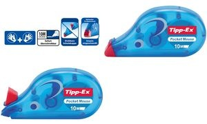 "Tipp-Ex Korrekturroller ""Pocket Mouse"", 4,2 mm x 10 m"