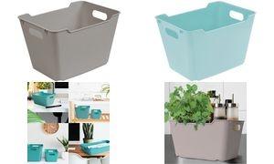 """keeeper Aufbewahrungsbox """"lotta"""", 20,0 Liter, violett"""