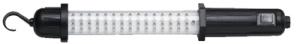 BACHMANN LED Akku Handleuchte 60 LED, mit Magnethalter und
