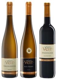 Veit Weinprobe - fruchtiger Genuss