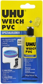 UHU Spezialkleber WEICH PVC, 30 g in der Tube
