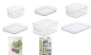 smartstore Aufbewahrungsbox COMPACT CLEAR XS, 0,6 Liter