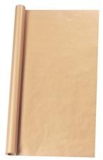 herlitz Packpapier, auf Rolle, 1.000 mm x 10 m, braun