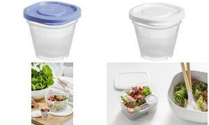 GastroMax Frischhaltedose, 50 ml, 4er Set