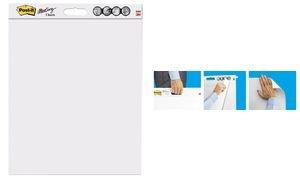 """Post-it Meeting Chart Block """"Wall Pad"""", 508 x 584 mm, weiß"""