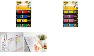 Post-it Haftmarker Index Mini, 11,9 x 43,2 mm, 4-farbig