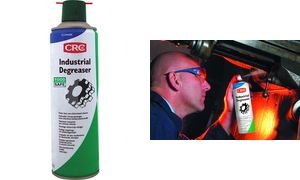 CRC INDUSTRIAL DEGREASER Industriereiniger, 500 ml Spraydose